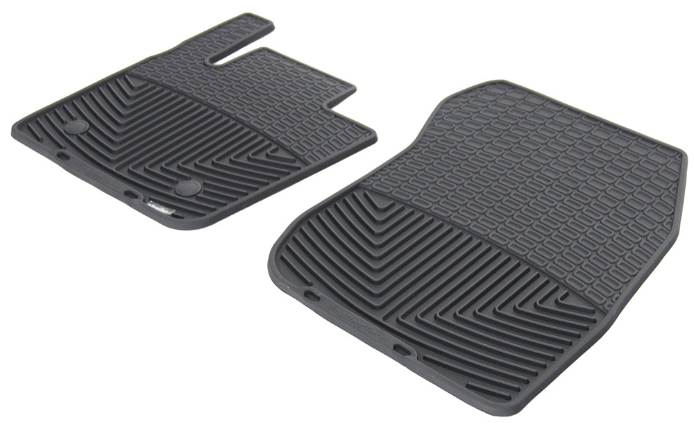 2014 Ford Fusion Weathertech All Weather Front Floor Mats