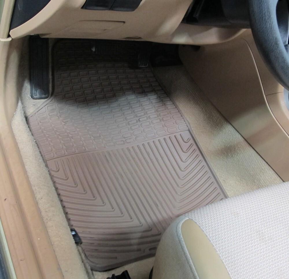 Dodge Intrepid Floor Mats: 1996 Dodge Dakota WeatherTech All-Weather Front Floor Mats