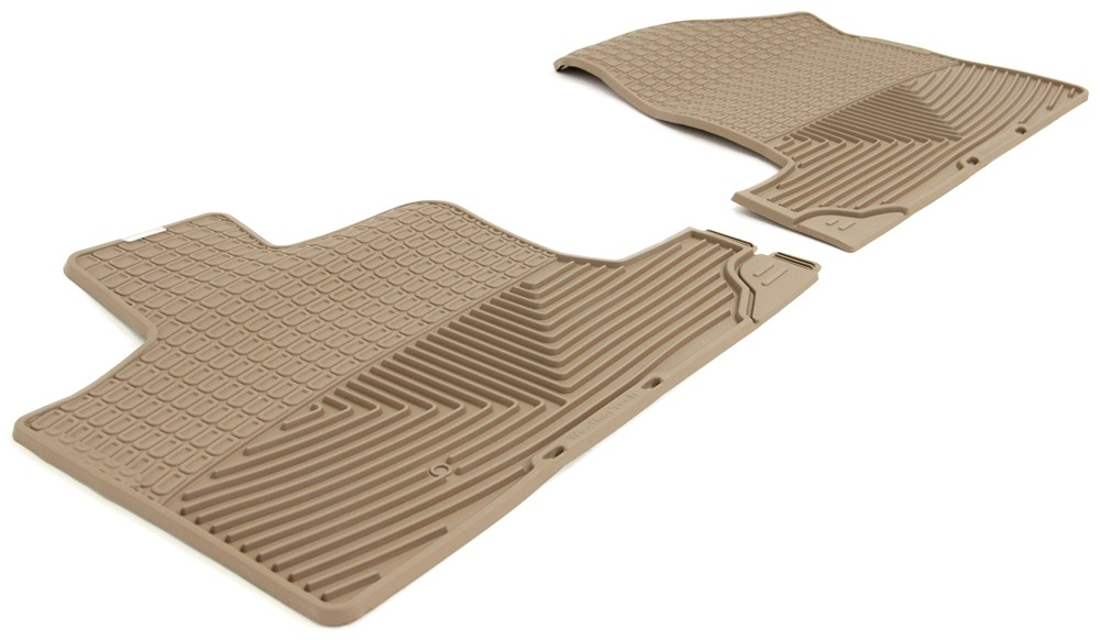 2012 Chrysler Town And Country Floor Mats Weathertech