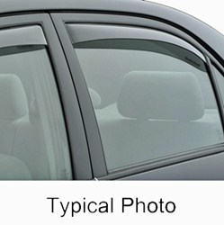 WeatherTech 2016 Ford F-150 Air Deflectors