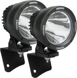 Vision X 2002 Jeep TJ Off Road Lights