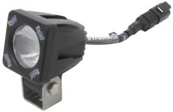 "Vision X Solstice Solo Pod Light - LED - 10 Watts - Elliptical Beam - 2"" Wide - Qty 1"