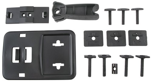 Thule XADAPT2 AeroBlade And Xsporter Load Bar Adapter For Roof Mounted Carriers