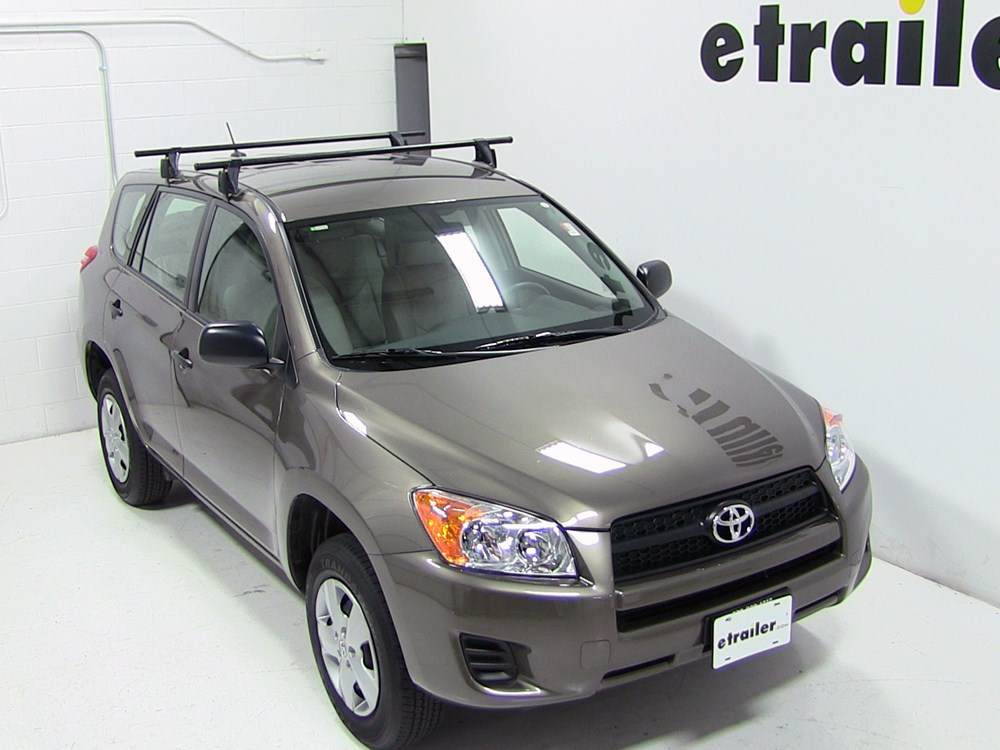 Subaru Roof Rack Clips >> Yakima Roof Rack for 1996 Toyota RAV4 | etrailer.com