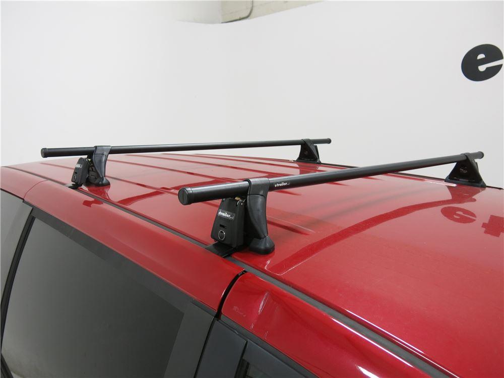Yakima Roof Rack For 2016 Dodge Grand Caravan Etrailer Com