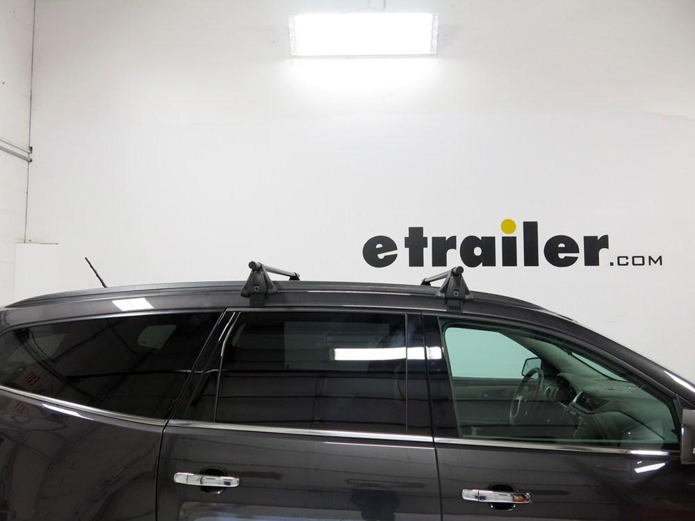 Yakima Roof Rack For Chevrolet Traverse 2011 Etrailer Com