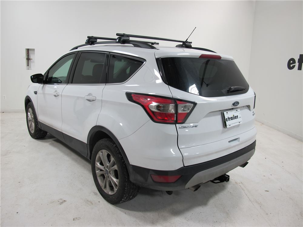 2017 Ford Escape Round 48 Quot Crossbars For Yakima Roof Rack