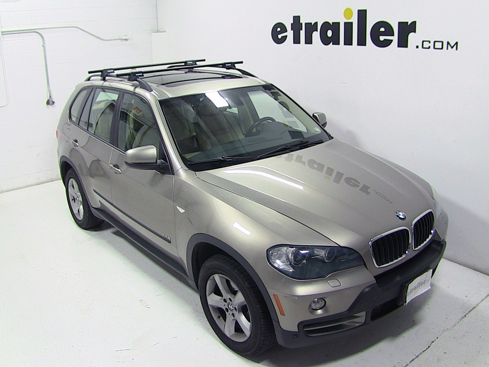 2015 Bmw X5 Round 58 Quot Crossbars For Yakima Roof Rack
