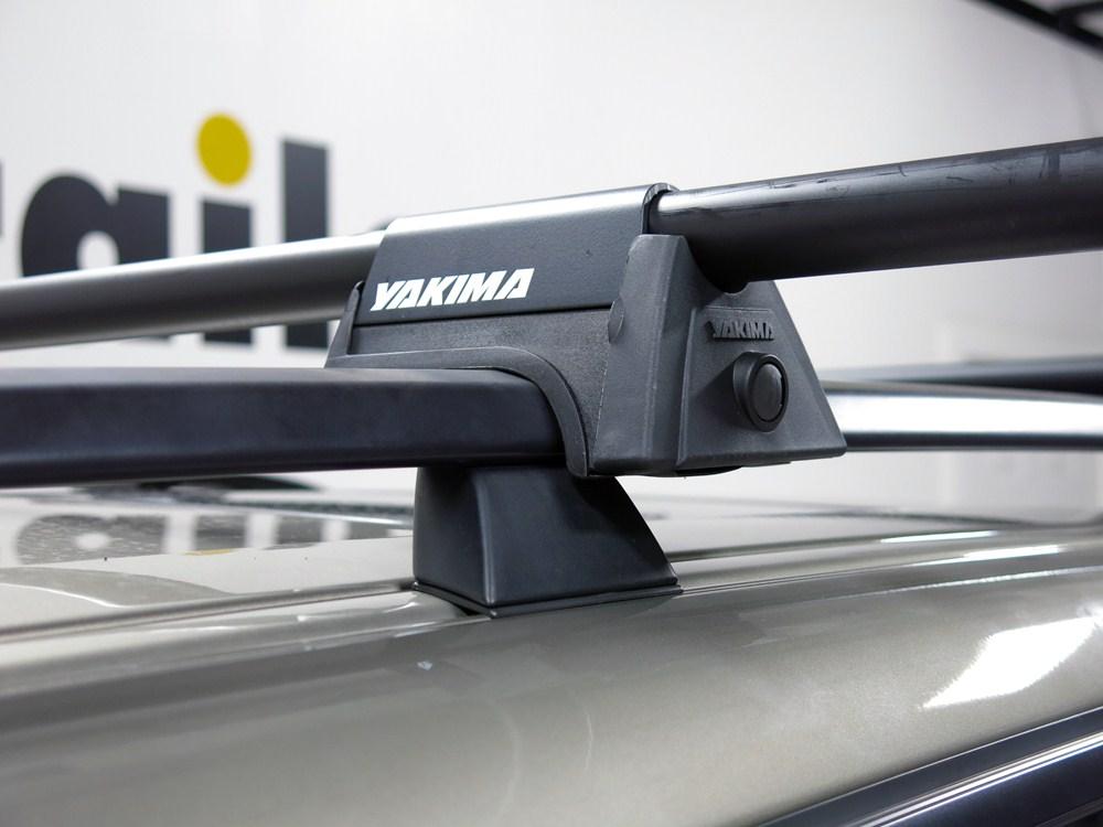 2015 Bmw X5 Round 58 Quot Crossbars For Yakima Roof Rack