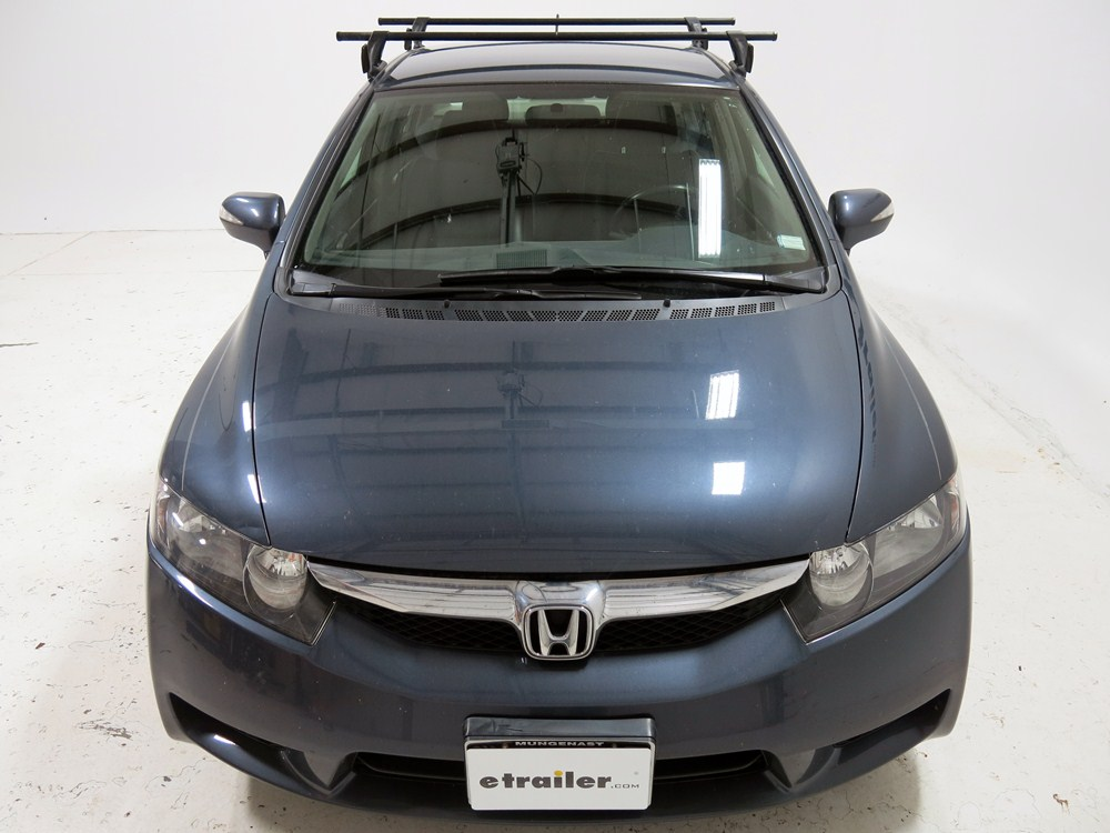 yakima roof rack for 2006 honda civic. Black Bedroom Furniture Sets. Home Design Ideas