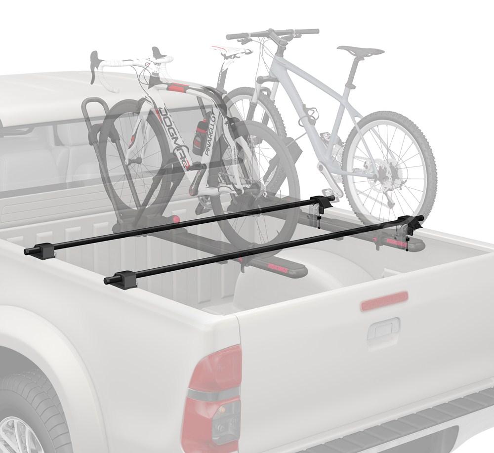 Yakima Bedrock Truck Bed Cargo Rack Mid Size Trucks
