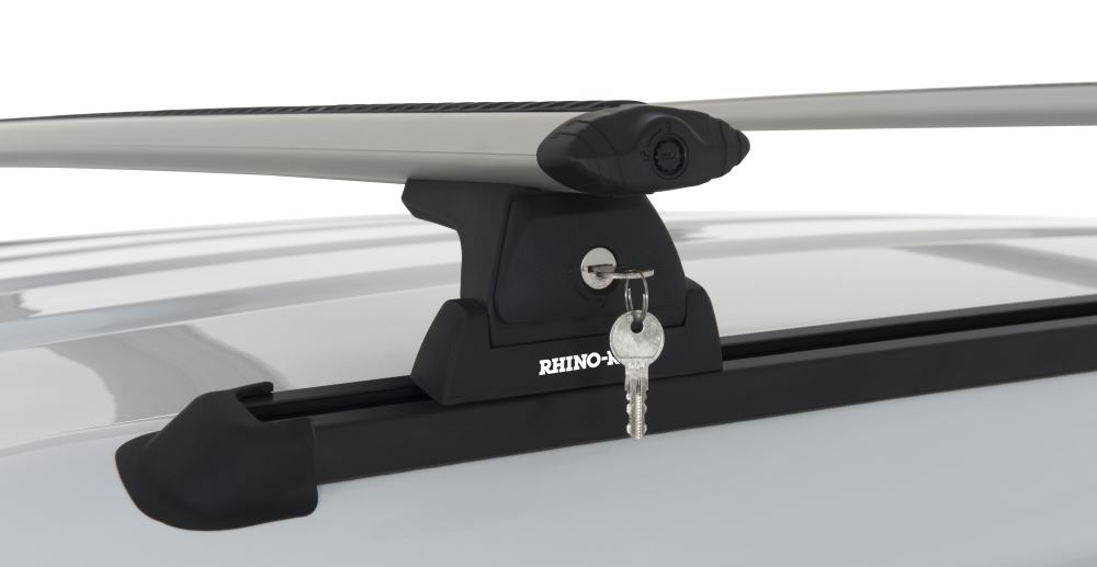 2012 Nissan Titan Rhino Rack Roof Rack System W 2 Vortex