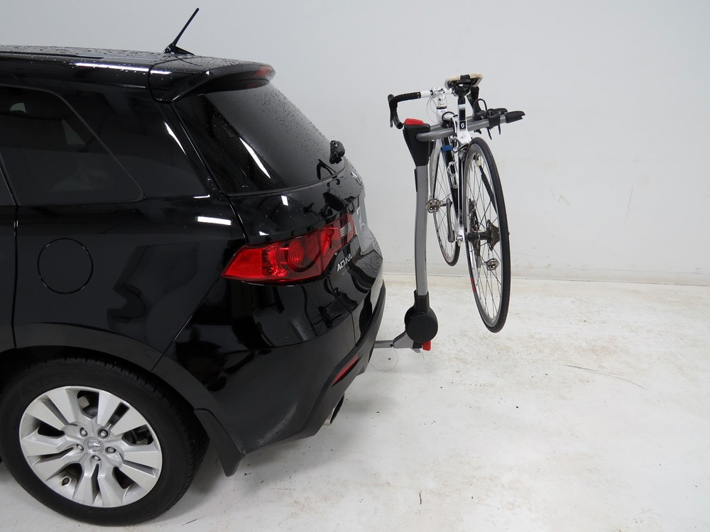 acura rdx yakima ridgeback 2 bike rack 1 1 4 quot and 2