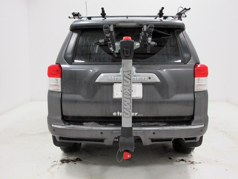 acura rdx yakima ridgeback 4 bike rack 1 1 4 quot and 2