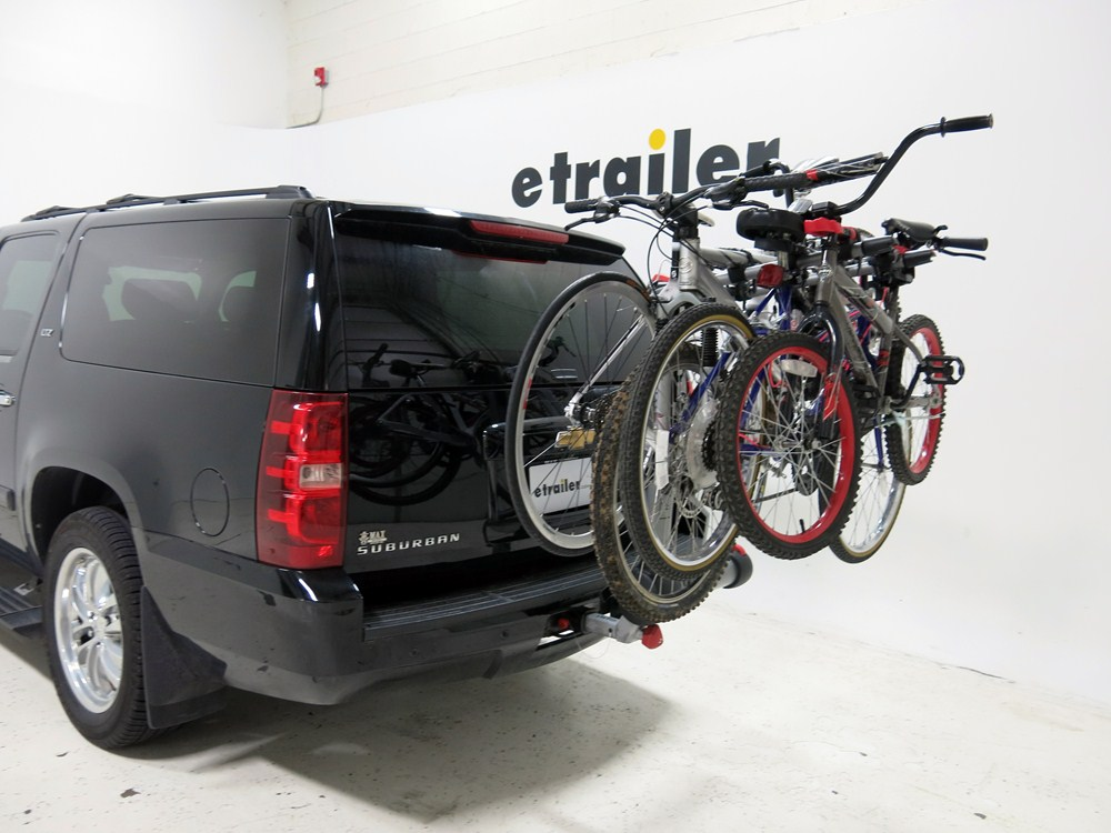 how to carry 4 bikes on a rav4
