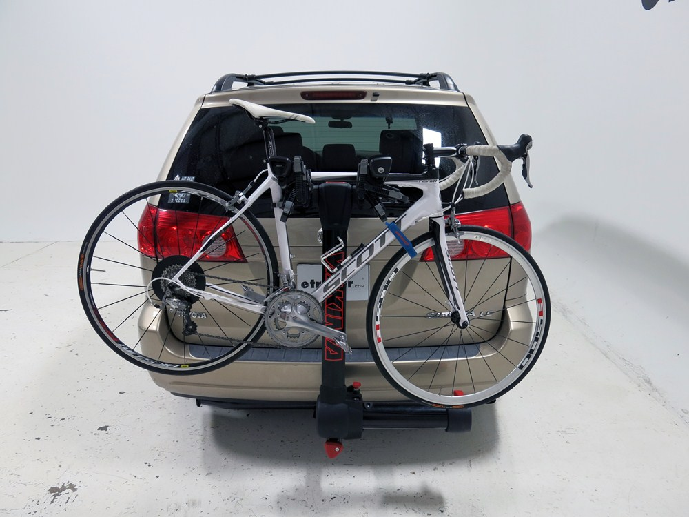 2016 jeep wrangler yakima fullswing 4 bike rack 2. Black Bedroom Furniture Sets. Home Design Ideas
