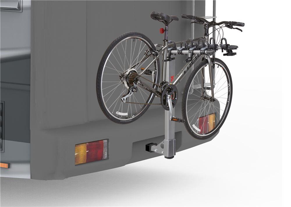 Yakima Longhaul 4 Bike Rack 2 Quot Hitches Silver Yakima