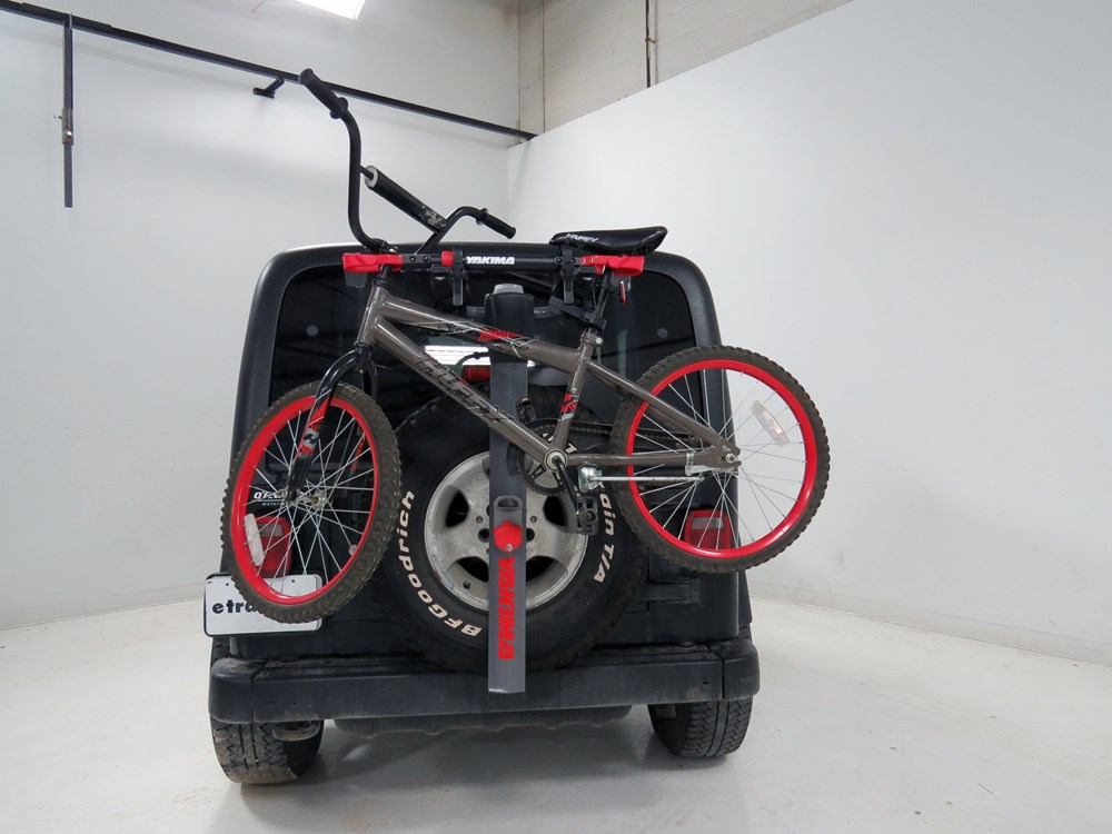yakima hookup bike rack The yakima holdup is a tray style hitch mount rack like other hitch mount racks we have tested, it offers a low loading height, excellent ergonomics, and.