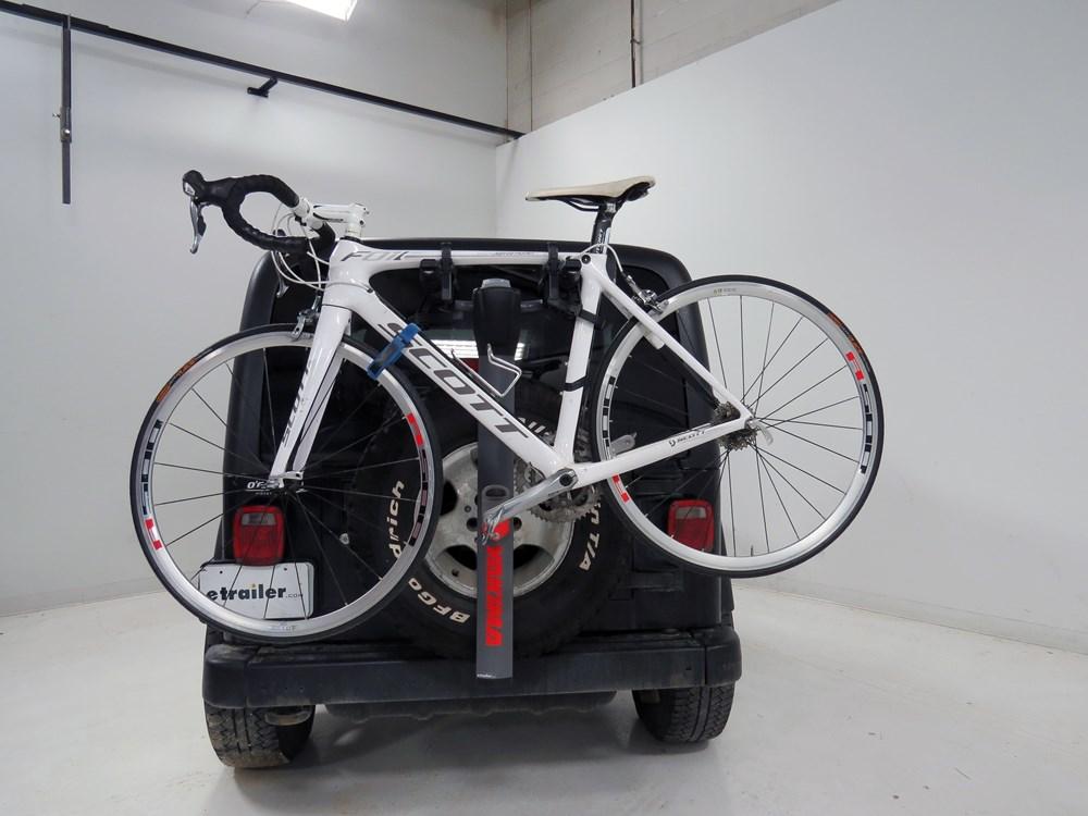 Yakima Spareride 2 Bike Rack Spare Tire Mount Folding
