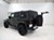 2015 jeep wrangler unlimited spare tire bike racks yakima frame mount - anti-sway dual arm spareride 2 rack folding arms