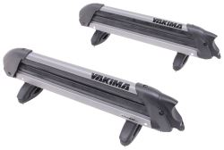 Yakima PowderHound Roof-Mounted, Locking Ski and Snowboard Carrier - 4 Skis/2 Boards