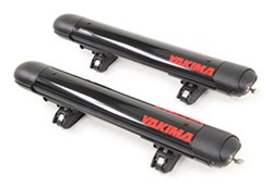 Yakima FatCat 4 Locking Rooftop Ski and Snowboard Carrier - 4 Skis or 2 Boards