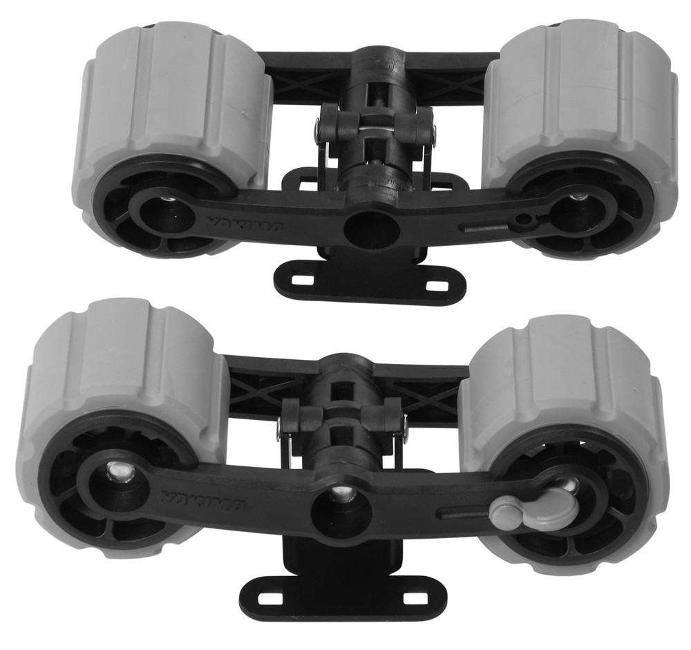 Yakima Hullyroller Roof Rack Kayak Carrier 1 2 System