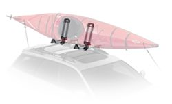 Yakima BowDown Folding J-Style Kayak Carrier for Roof Racks