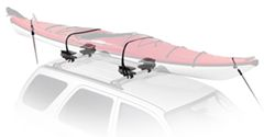 Yakima EvenKeel Flexible Boat Saddles for Roof-Rack Crossbars (QTY 4)