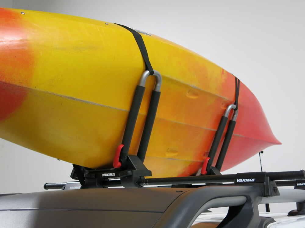Yakima Jaylow Kayak Carrier W Tie Downs J Style Or Post