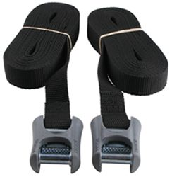 Yakima Cinch Straps w/ Padded Cam Buckles - 16' - Qty 2