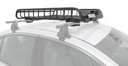 "Yakima LoadWarrior Roof Rack Cargo Basket - Steel - 44"" Long x 39"" Wide"