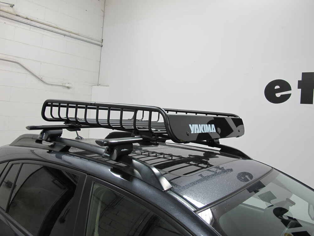 Yakima Loadwarrior Roof Rack Cargo Basket Yakima Roof