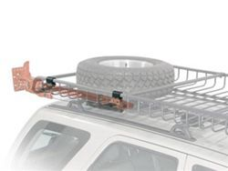 Hi-Lift Jack Carrier for Yakima Roof Rack Cargo Baskets
