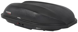Yakima RocketBox Pro 12 Rooftop Cargo Box - 12 cu ft - Black