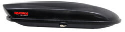 Yakima SkyBox 16 Rooftop Cargo Box - 16 cu ft - Black Carbonite