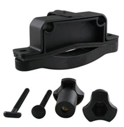 Replacement Mounting Bracket for Yakima LoadWarrior or MegaWarrior Roof Rack Cargo Basket