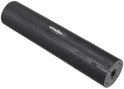 "Yates Side Guide Roller for Boat Trailers - Heavy-Duty Rubber - 12"" Long - 1/2"" Shaft"