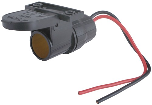 12v power accessories a-101m - 1 dc outlet - optronics