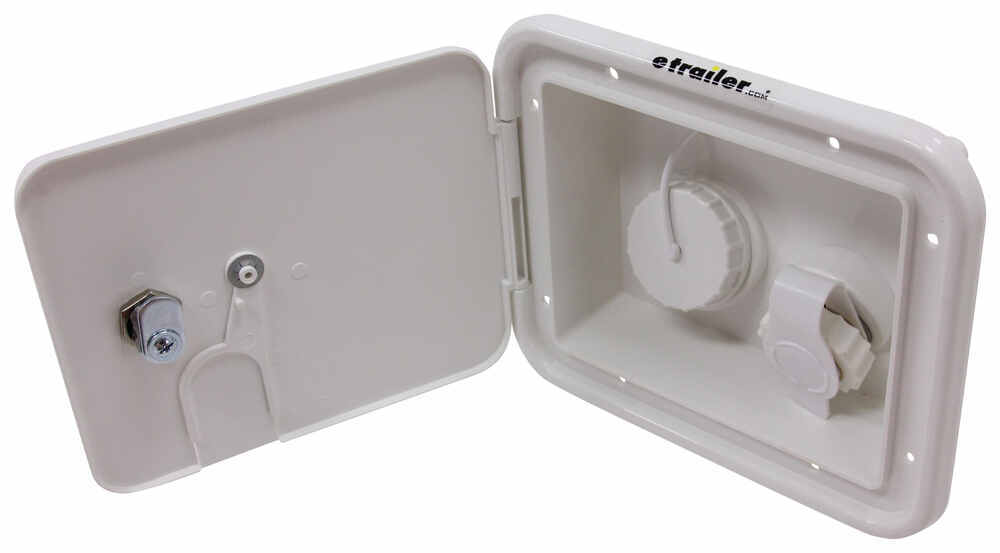 Valterra City Water Inlet And Lockable Hatch For Rvs