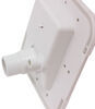 Valterra Universal Inlet and Lockable Hatch for RVs - White - Gravity Fill Inlet A01-2002VP