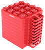 "Stackers Leveling Blocks for Trailers and RVs - 1-3/8"" x 8-1/8"" - Qty 10"