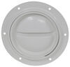 "Replacement Access Hatch for RVs - 4"" - White 4 Inch Diameter A10-2170VP"