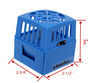Valterra FridgeCool RV Refrigerator Fan with On/Off Switch - Battery Operated Fan A10-2606