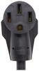 Mighty Cord 30 Amp Male Plug RV Wiring - A10-3050FBK