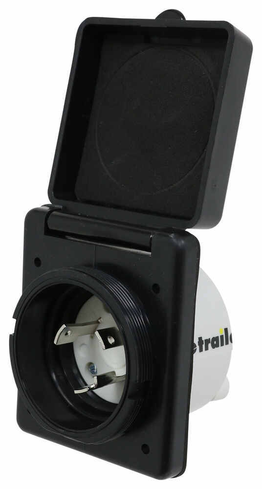 Mighty Cord Replacement Rv Power Inlet 30 Amp Twist Lock