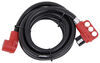 Mighty Cord 15' RV Power Cord Extension w/ Finger Grip Handle - 125/250V - 50 Amp