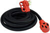 Mighty Cord 25 Feet Long RV Wiring - A10-5025EH