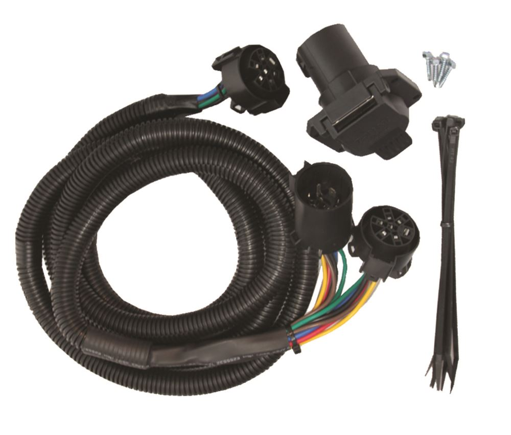5th Wheel Wiring Harness Manual Of Diagram Ford Fifth Mighty Cord Gooseneck W 7 Pole Bargman Best