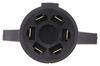 mighty cord wiring adapters 7 blade 7-blade to 6-pole connector adapter